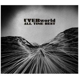 <CD>UVERworld/ALL TIME BEST(初回生産限定盤B)(DVD付)