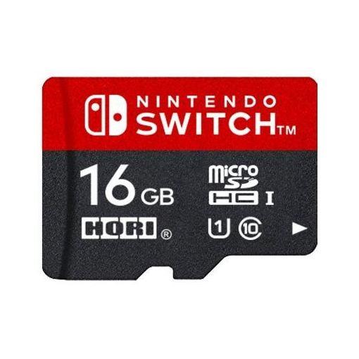 【ポイント10倍!10/19(金)20時〜10/23(火)23:59まで】マイクロSDカード16GB for Nintendo Switch