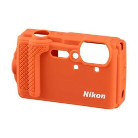 ニコン CF-CP3-OR シリコンジャケット オレンジ