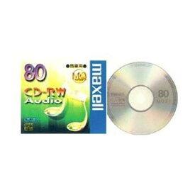 マクセル CD-RWA80MQ1TP 音楽用CD-RW80分 1枚 maxell