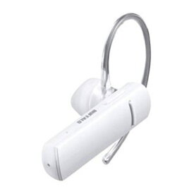 バッファロー BSHSBE200WH Bluetooth4.0対応 片耳ヘッドセット 音声&通話対応 ホワイト