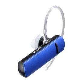 バッファロー BSHSBE200BL Bluetooth4.0対応 片耳ヘッドセット 音声&通話対応 ブルー