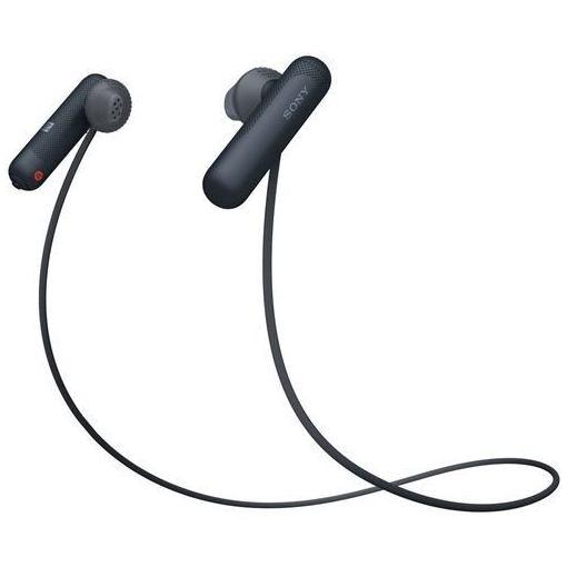 ソニー WI-SP500-B ワイヤレスステレオヘッドセット ブラック