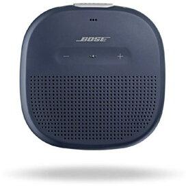 【ポイント10倍!9月20日(金)00:00〜23:59まで】BOSE(ボーズ) SLINKMICROBLU SoundLink Micro Bluetoothスピーカー ミッドナイトブルー