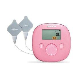 【ポイント10倍!】オムロン HV-F320-PK 温熱低周波治療器 ピンク