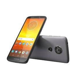 モトローラ PACH0011JP Android 8.0搭載 メモリ/ストレージ:2GB/16GB SIMフリースマートフォン 「Moto E5」 フラッシュグレー