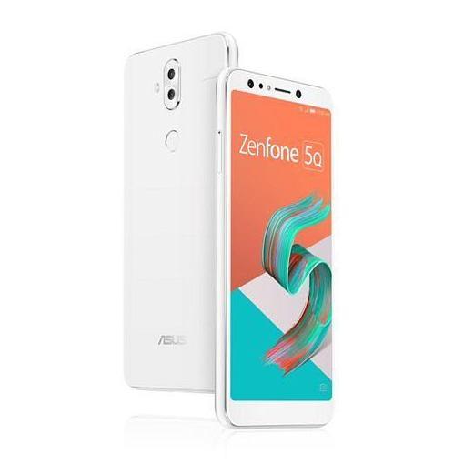 ASUS ZC600KL-WH64S4 SIMフリースマートフォン Zenfone 5Q 64GB ムーンライトホワイト