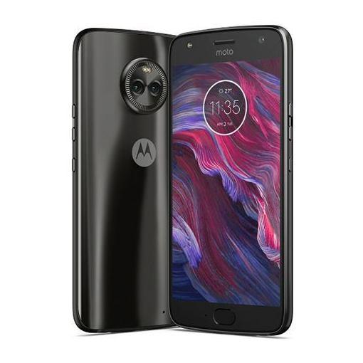 モトローラ PA8T0015JP SIMフリースマートフォン Moto X4 Android 7.1.1搭載 メモリ4GB ストレージ64GB スーパーブラック