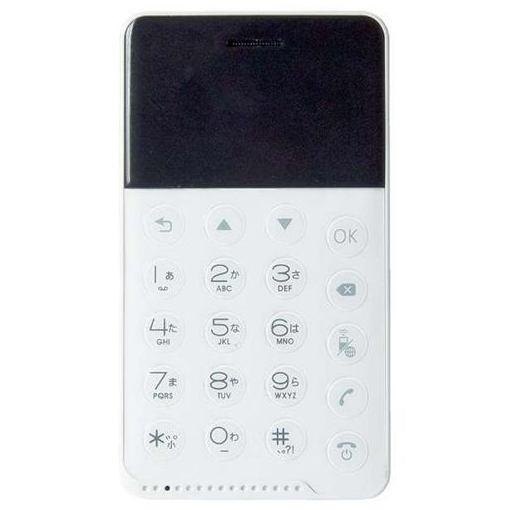 フューチャーモデル MOB-N17-01WH SIMフリースマートフォン 「NichePhone-S」 Android 4.2搭載 ホワイト