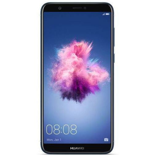 【ポイント5倍!12/11(火)午前1:59まで】Huawei(ファーウェイ) NOVALITE2/BLUE Android8.0搭載 5.65インチ液晶 SIMフリースマートフォン ブルー