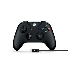 マイクロソフト Xbox One Wired PC Controller 4N6-00003