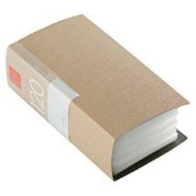 バッファロー BSCD01F120BG CD/DVDファイル ブックタイプ 120枚収納 ベージュ