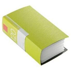 【ポイント10倍!】バッファロー BSCD01F120GR CD/DVDファイル ブックタイプ 120枚収納 グリーン