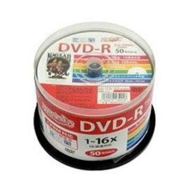 【ポイント10倍!】磁気研究所 HDDR12JCP50 録画用DVD-R