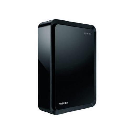 東芝 THD-200V2 タイムシフトマシン対応 REGZA純正USBハードディスク (2TB)