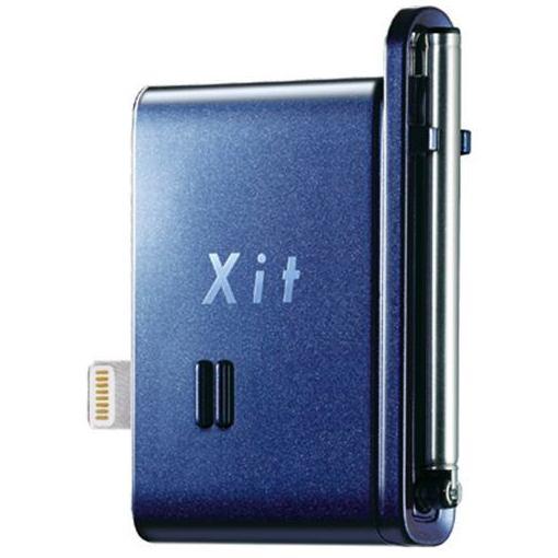 【ポイント10倍!10/19(金)20時〜10/23(火)23:59まで】ピクセラ XIT-STK200 iPhone/iPad用TVチューナー 「Xit Stick(サイト スティック)」