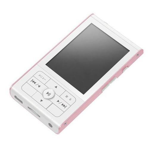 グリーンハウス GH-YMP16-PK ヤマダ電機オリジナルモデル マルチメディアプレーヤー ピンク 16GB