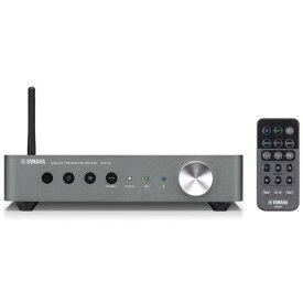 【ポイント10倍!】ヤマハ WXC-50-SD 【ハイレゾ音源対応】 ワイヤレスストリーミングプリアンプ ダークシルバー