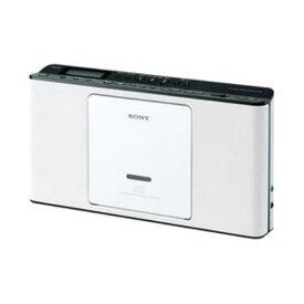ソニー ZS-E80-WC CDラジオ ホワイト