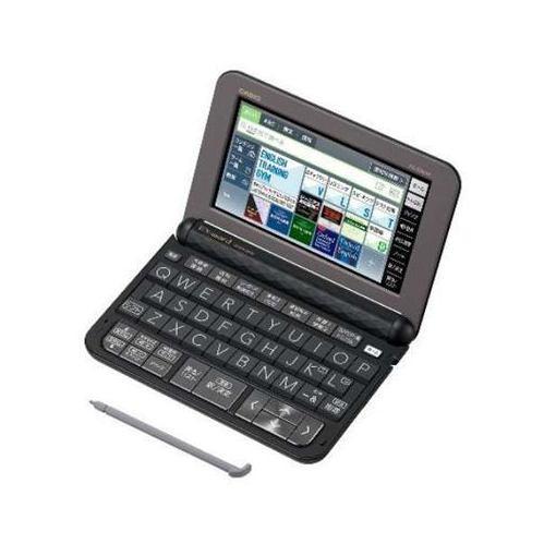 カシオ XD-Z9800BK 電子辞書 「EX-word(エクスワード)」 (英語モデル 186コンテンツ収録) ブラック