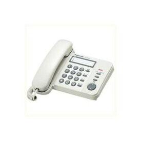 【ポイント10倍!4月5日(日)00:00〜23:59まで】パナソニック VE-F04-W 電話機 「Simple Telephone」 ホワイト