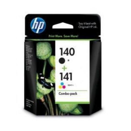ヒューレット・パッカード CN711AA 【純正】 HP140/HP141 プリントカートリッジ 黒・3色カラーパック