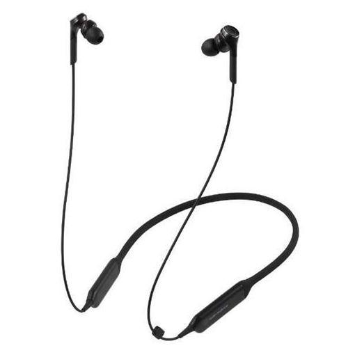 オーディオテクニカ ATH-CKS770XBT-BK Bluetooth対応 ダイナミック密閉型カナルイヤホン ブラック