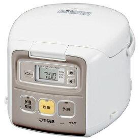 タイガー JAI-R551-W マイコン炊飯器 「炊きたて ミニ」 3.0合 ホワイト