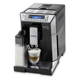 デロンギ ECAM45760B コンパクト全自動エスプレッソマシン 「エレッタカプチーノトップ」