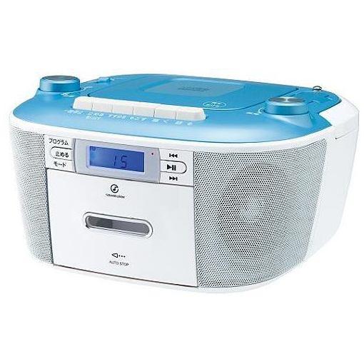 コイズミ SAD-4935/A CDステレオラジカセ ブルー