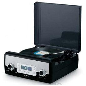 【ポイント10倍!】コイズミ SAD-9801-K マルチレコードプレーヤー