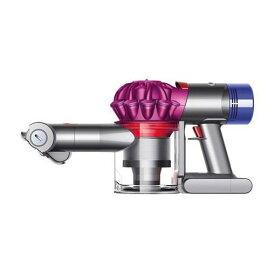 【ポイント2倍!1月28日(火)01:59まで】ダイソン HH11MH サイクロン式ハンディクリーナー 「Dyson V7 Trigger」 アイアン/フューシャ