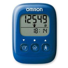 オムロン HJ-325-B 歩数計 ブルー