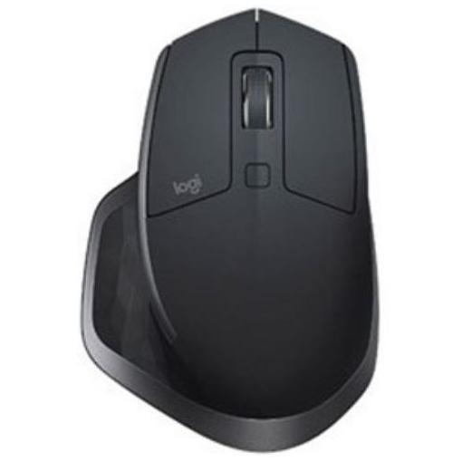 ロジクール MX2100sGR (7ボタン・グラファイト) ワイヤレスレーザーマウス[FLOW対応/Bluetooth/2.4GHz USB・Mac/Win] MX MASTER 2S