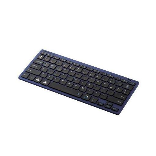 【ポイント10倍!4/22(月)20:00〜4/26(金)01:59まで】エレコム TK-FBP102BU Bluetoothミニキーボード