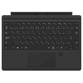 マイクロソフト GK3-00019 Surface Pro タイプ カバー (指紋認証センサー付き) ブラック