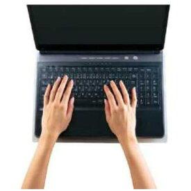 キーボードカバー エレコム キーボード PKU-FREE4 ピタッとシート(大型ノートPC用)