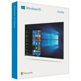 【ポイント10倍!】マイクロソフト Windows 10 Home 日本語版