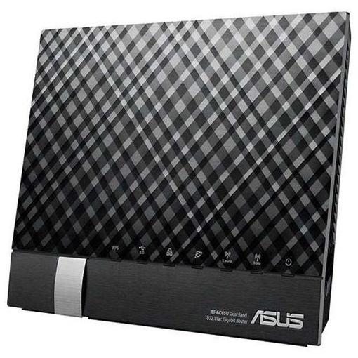 【ポイント10倍!5月11日(土)00:00〜5月21日(火)1:59まで】ASUS RT-AC65U 無線LANルータ 親機単体 無線ac/a/n/g/b・有線LAN/WAN・Mac/Win 1300+600Mbps・ギガルータ