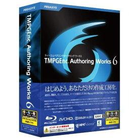 ペガシス TMPGEnc Authoring Works 6 TAW6