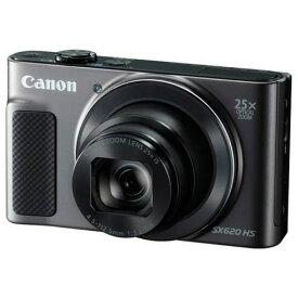 【ポイント10倍!7月19日(金)20:00〜】キヤノン PSSX620HSBK デジタルカメラ PowerShot(パワーショット) SX620 HS(ブラック)