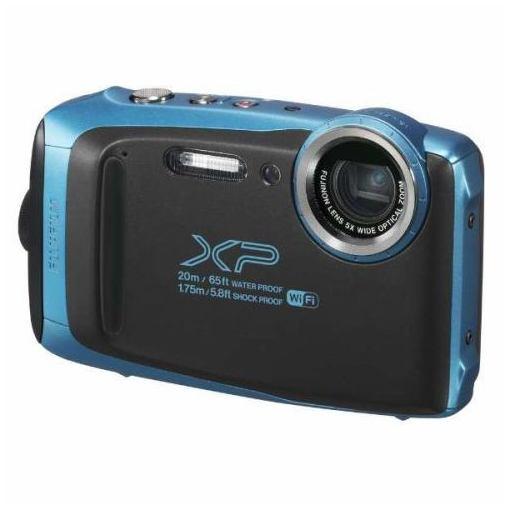 富士フイルム FX-XP130SB コンパクトデジタルカメラ FinePix(ファインピクス) XP130(スカイブルー)