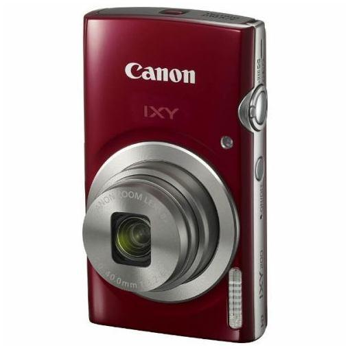 キヤノン IXY200RE コンパクトデジタルカメラ 「IXY 200」(レッド)