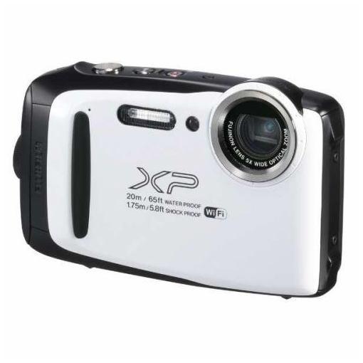 富士フイルム FX-XP130WH コンパクトデジタルカメラ FinePix(ファインピクス) XP130(ホワイト)