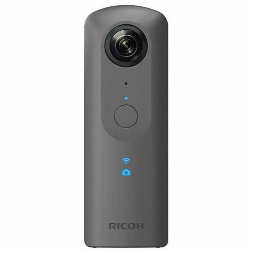 リコー RICOH-THETA-V 全天球撮影カメラ 「RICOH-THETA-V」シータ メタリックグレー