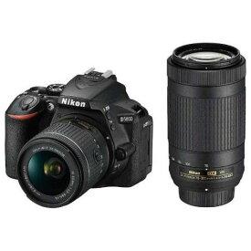 【ポイント10倍!】ニコン D5600-W70300KIT デジタル一眼カメラ「D5600」ダブルズームキット
