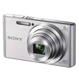 【ポイント2倍!6月18日(火)9:59まで】ソニー コンパクトデジタルカメラ 「Cyber-shot」 シルバー DSC-W830
