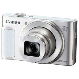 【ポイント10倍!7月19日(金)20:00〜】キヤノン PSSX620HSWH デジタルカメラ PowerShot(パワーショット) SX620 HS(ホワイト)