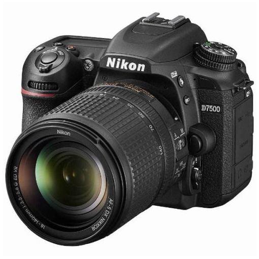 【全商品ポイント10倍】ニコン D7500-L18140KIT デジタル一眼カメラ 「D7500」 18-140 VR レンズキット