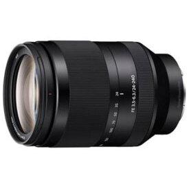 【ポイント10倍!】ソニー SEL24240 交換用レンズ FE 24-240mm F3.5-6.3 OSS